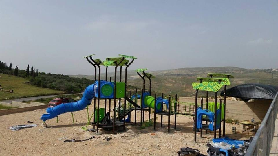 Does More Time On Playground Equal >> Progress On The Playground At Asira Shamaliya Playgrounds For